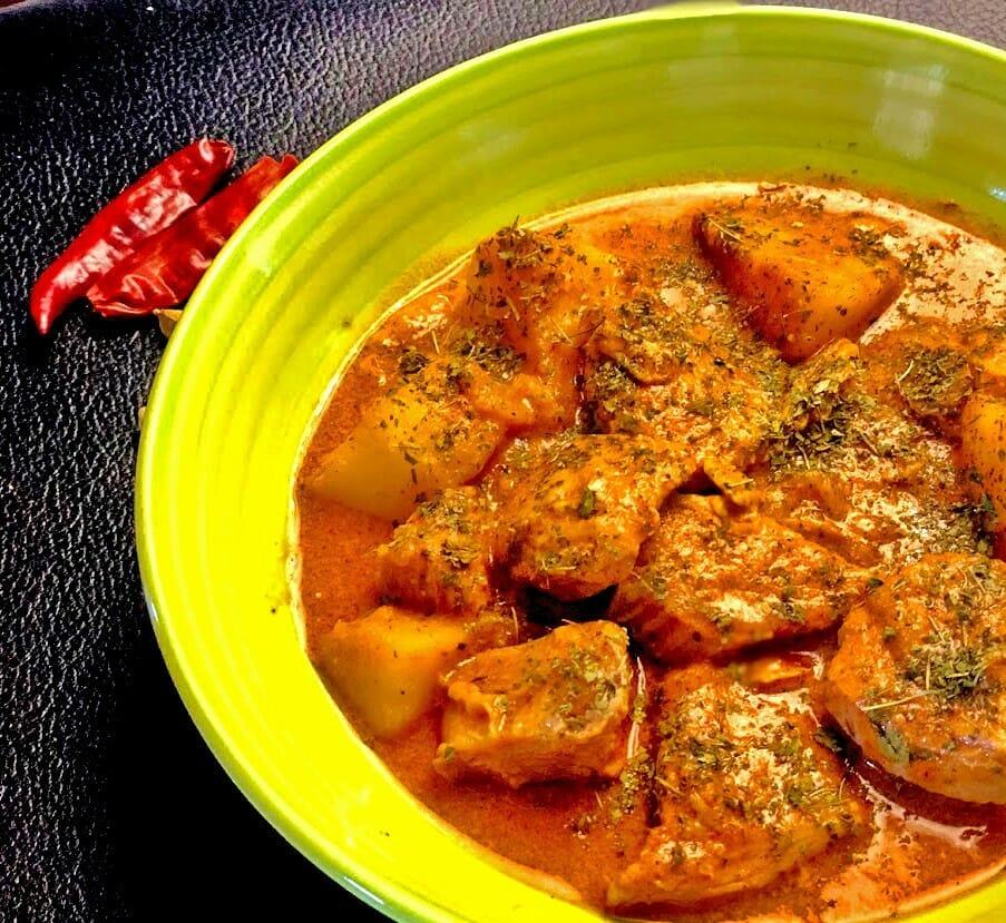Easy kashmiri  Roganjosh Recipe