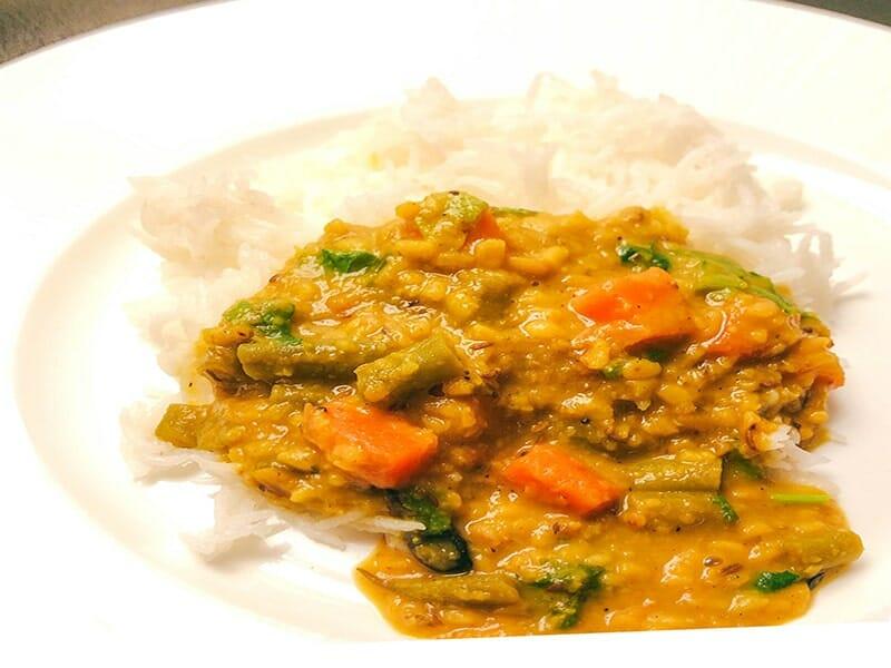 Indian Moong daal fry recipe