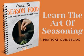 how to season food